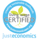 Living Wage Certified Logo